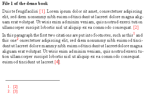 how to add reference style in endnote