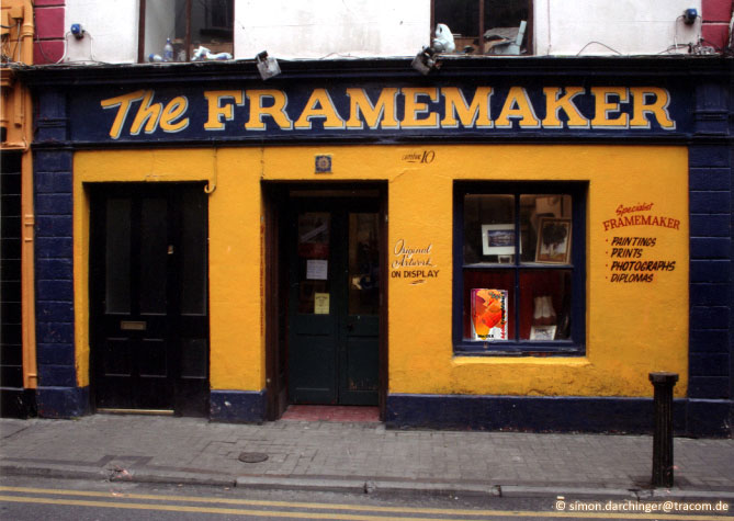 Working With Framemaker