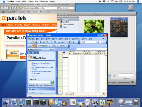 Mac parallels - фото 4
